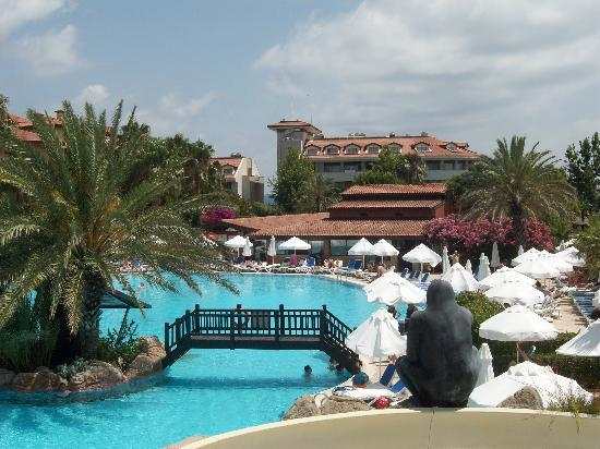 Alba Resort Hotel: An Activity Pool and a Large quiet Pool on site