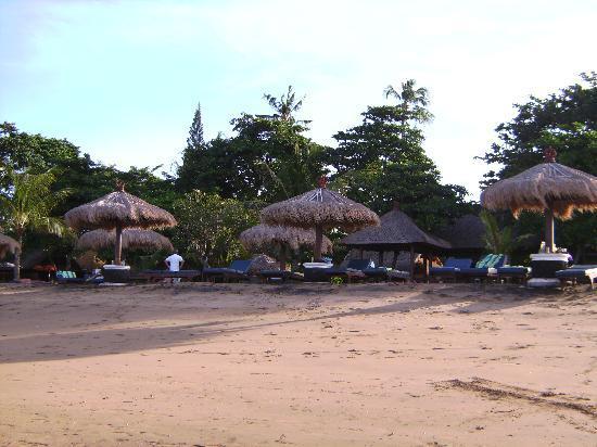 king size bett - picture of bali tropic resort and spa, tanjung, Hause deko