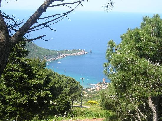 Isola Del Giglio, Italia: PANORAMA CAMPESE