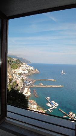 NH Collection Grand Hotel Convento di Amalfi : vistas