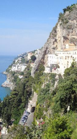 NH Collection Grand Hotel Convento di Amalfi : exterior y parking
