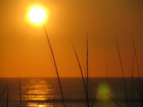La Fiesta Ocean Inn & Suites: Sunrise in St. Augustine