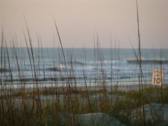 La Fiesta Ocean Inn & Suites: Atlantic Ocean in St. Augustine