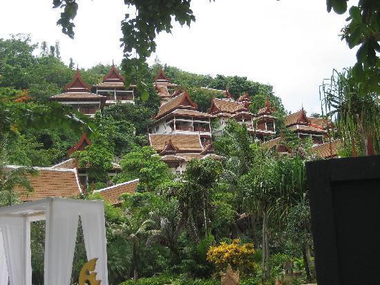 Thavorn Beach Village Resort & Spa: From the beach