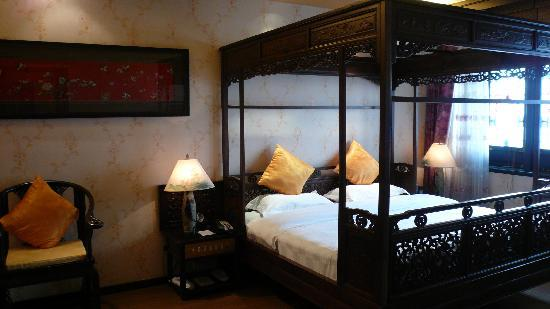 BuddhaZen Hotel : Bedroom of Suite