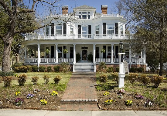 Washington, Caroline du Nord : The Pamlico House