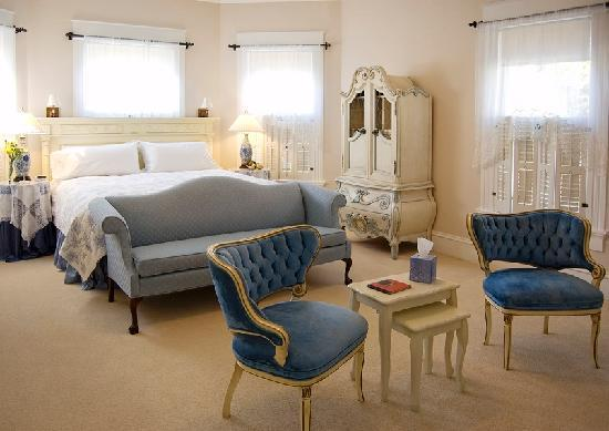 Pamlico House B&B: Beaufort room