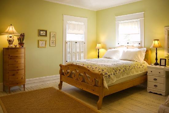 Pamlico House B&B: Dudley room