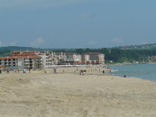 Sol Luna Bay : la plage