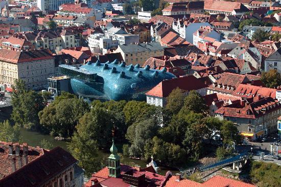 Graz, Österreich: Kunsthaus