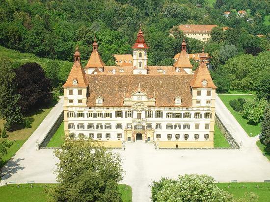 Graz, Österreich: Schloss Eggenberg
