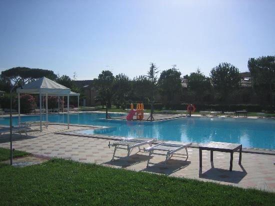Fattoria San Lorenzo : piscina