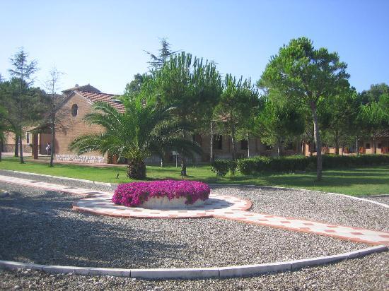 Fattoria San Lorenzo : entrata