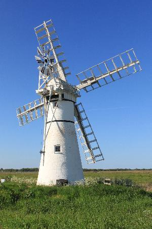 Cringleford Guest House: Thurne Windmill