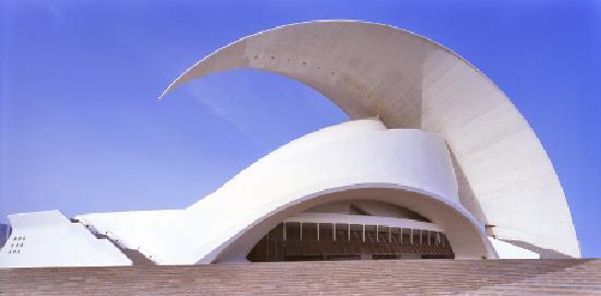 Tenerife Auditorium (Auditorio de Tenerife): Auditorio de Tenerife