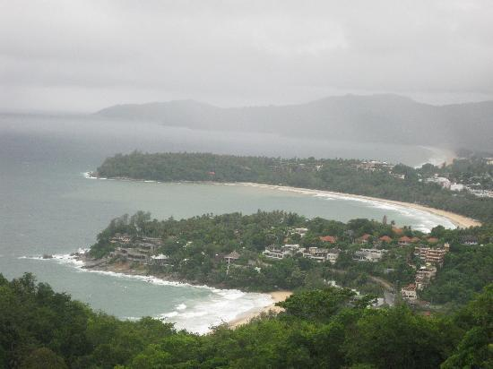Kata Beach: Kata Karon View Point
