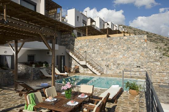 Elounda Solfez Villas: Relax in privacy