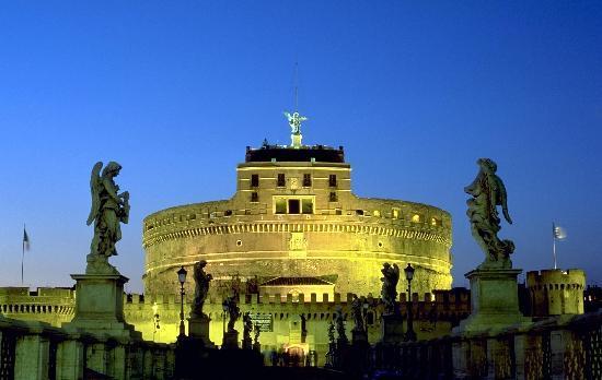 Рим, Италия: Castel Sant Angelo