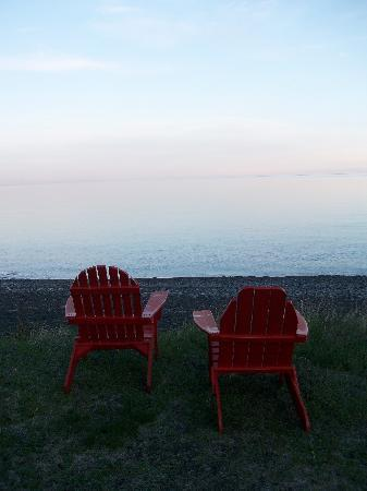 Grand Marais, MN : Pull up a chair