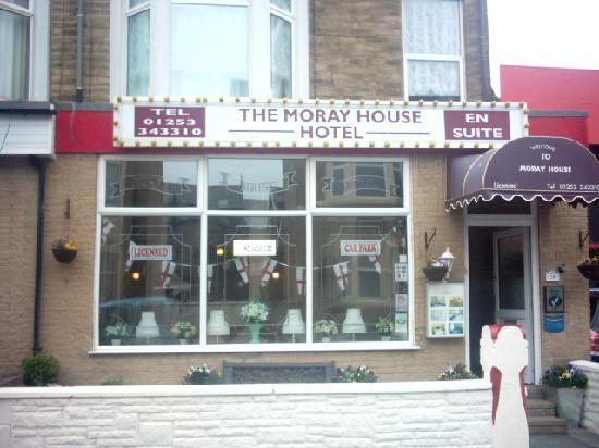 Moray House Hotel Blackpool