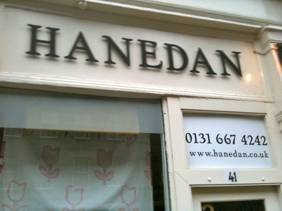 Hanedan Restaurant : what more can I add ....