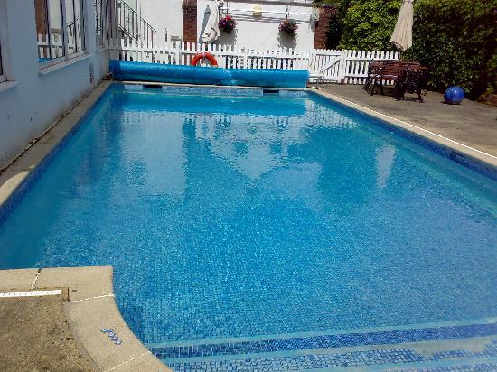 BEST WESTERN Fowey Valley : The Swimming Pool again