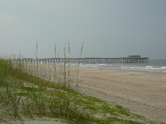 Myrtle Beach State Park: Fishing Pier