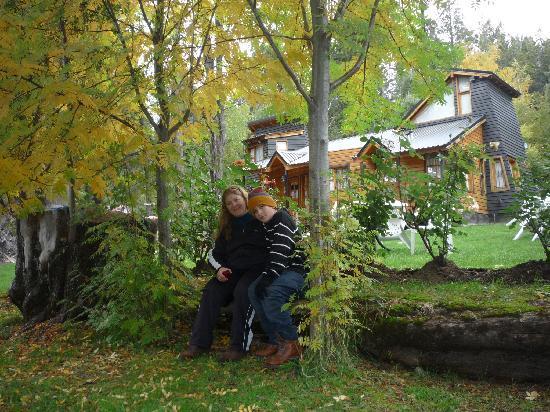 Bungalows El Bosque de los Elfos: buscando a los elfos...