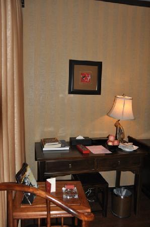 BuddhaZen Hotel: Work Desk