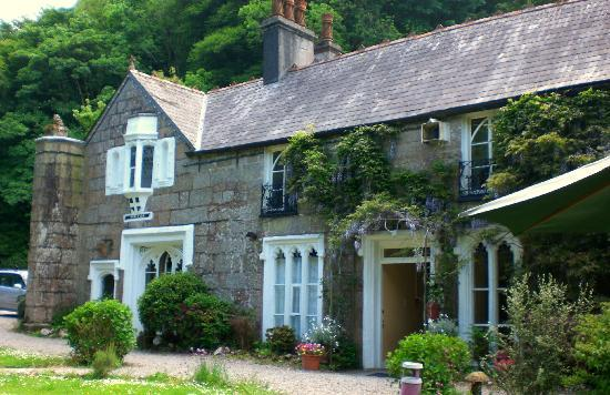 Lanivet, UK: The front of the B&B