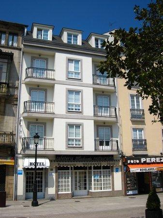 Photo of Hotel Restaurante Mediante Ribadeo