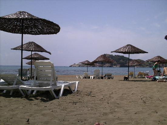 Caria Holiday Resort: Beach