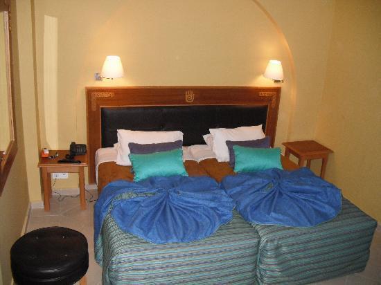 Club Dar Atlas: chambre (vu du lit)