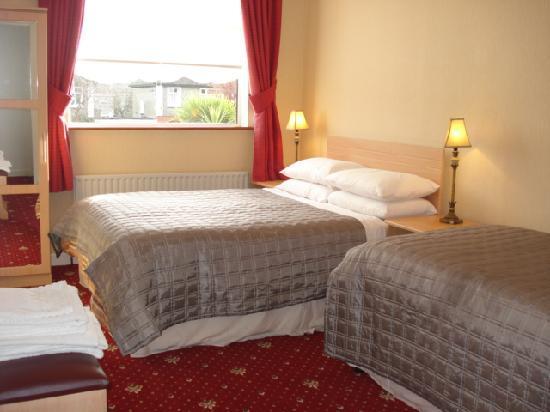 Almara Bed & Breakfast Dublin: Almara sample standard bedroom