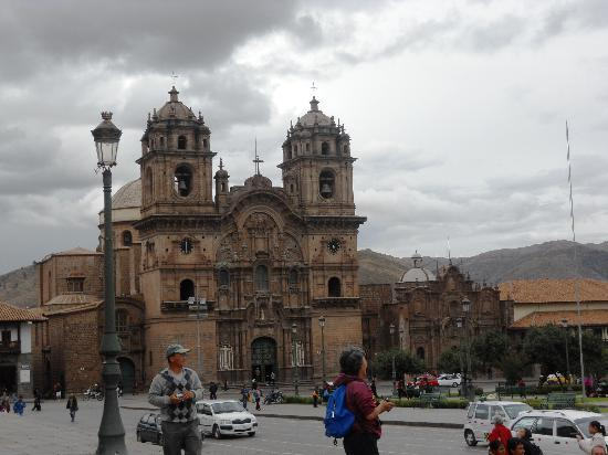 Hotel Mabey Cusco : cUSCO cATHEDRAL