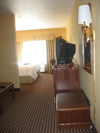 Hampton Inn & Suites Sacramento-Cal Expo: Room