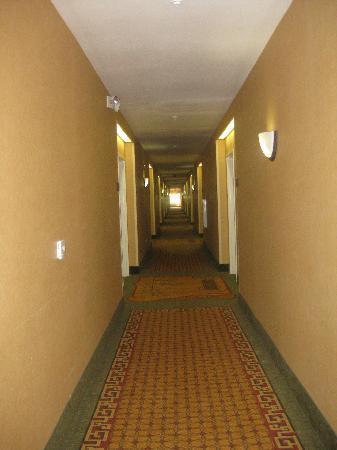 Hampton Inn & Suites Sacramento-Cal Expo: Hallway