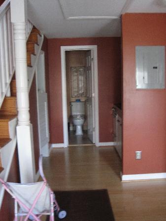 """Stemmerman's Inn: View from the """"living room"""""""
