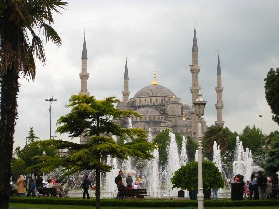 Osmanhan Hotel : Blue Mosque - a walk away
