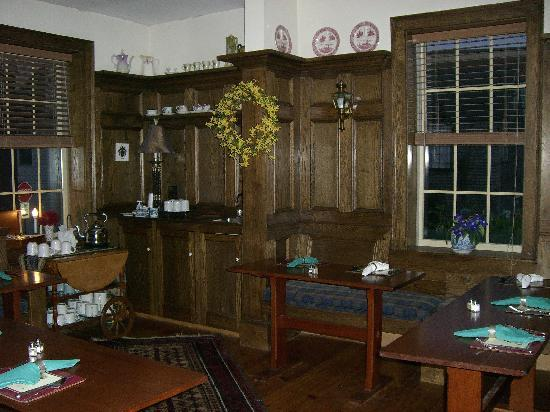 The Lindsey Hotel : Captain Lindsey House - Breakfast Room
