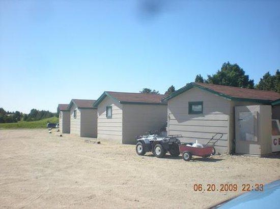 merritt trading post resort cabins - Motels In Valentine Nebraska