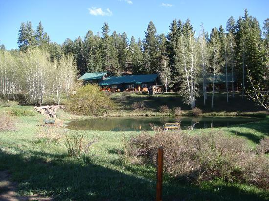 Elk Mountain Ranch: Ranch View #1