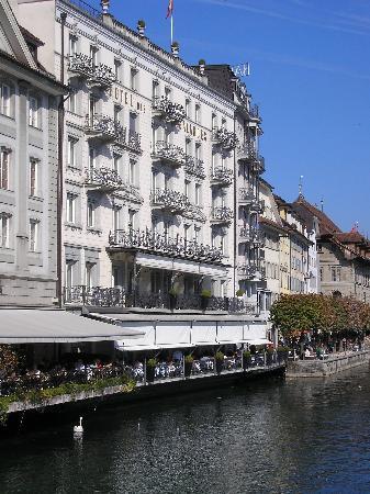 ibis Baar Zug: Ausflug nach Luzern