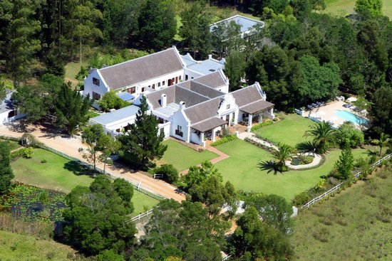 Lairds Lodge Country Estate : Aerial Pic