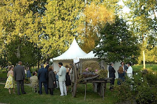 Le Moulin Bregeon : Wedding