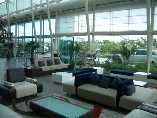Sayaji Hotel Pune: Lobby view #1