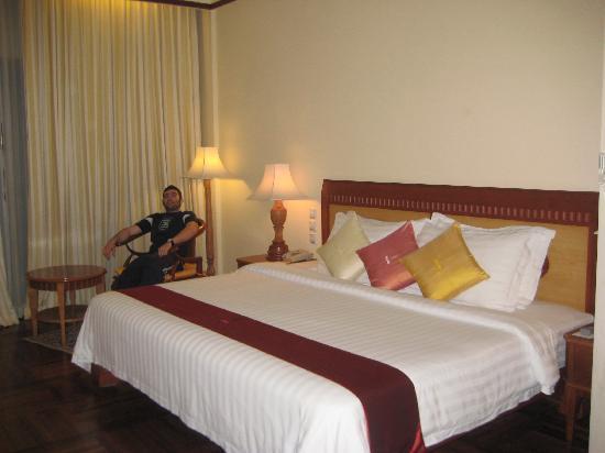 Sokha Angkor Resort: HABITACIÓN