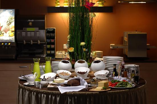 Dodo Hotel: Breakfast buffet