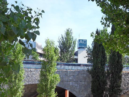 Hotel Eurostars Monte Real: Hotel surroundings
