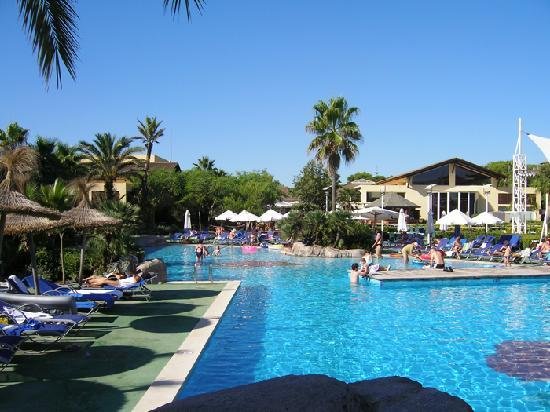 Eden Playa: Pool